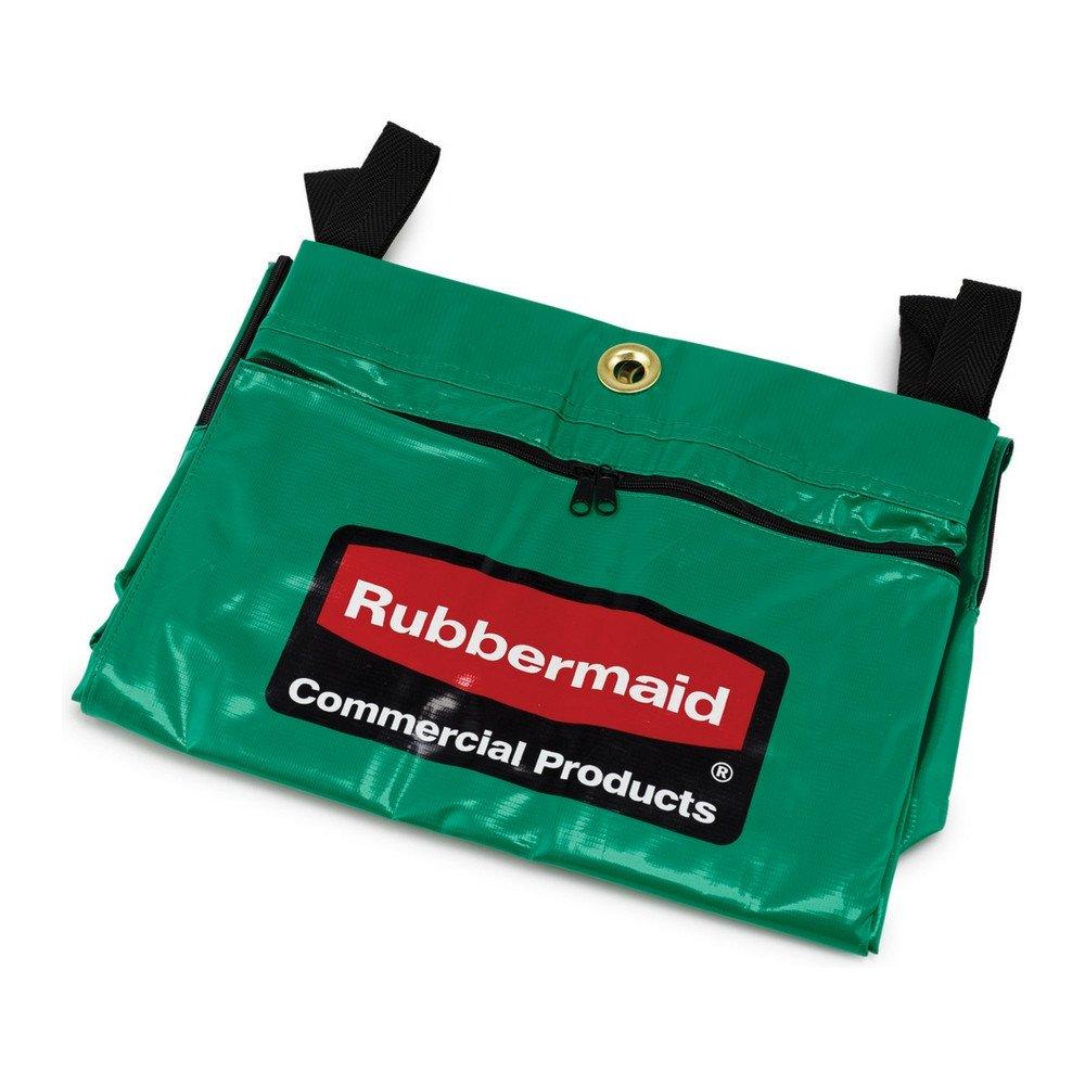 Rubbermaid schoonmaakkar recyclingzak set 3st