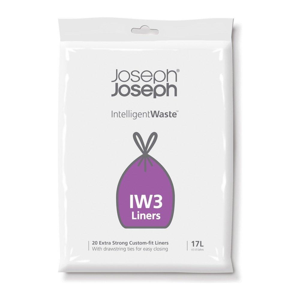 Intelligent Waste Afvalzak IW3 17 liter