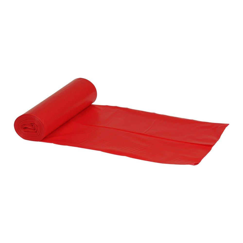 Afvalzakken Saekko Boy 76x103x0.032 rood 180st