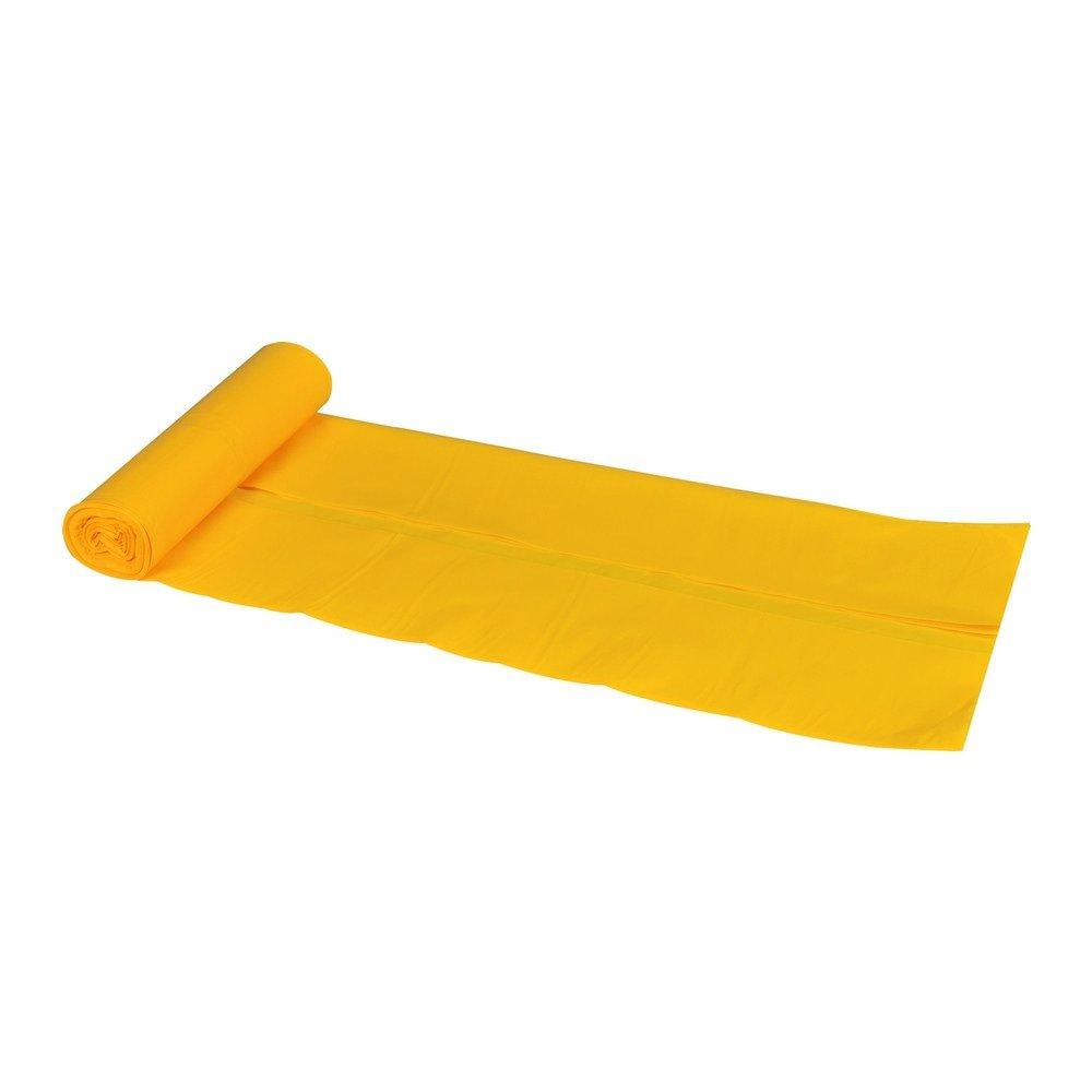 Afvalzakken Saekko Boy 55x103x0.032 geel 240st