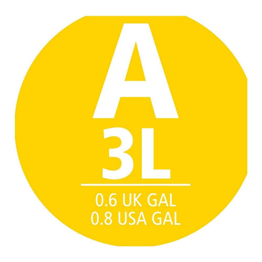 Brabantia Afvalzak (A) 3 liter Trekbandaansluiting 12 x 20 zakken