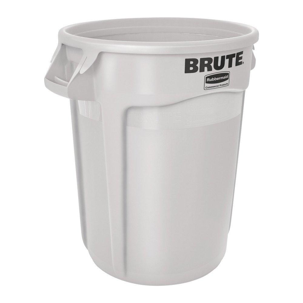 Rubbermaid Brute 121 liter wit