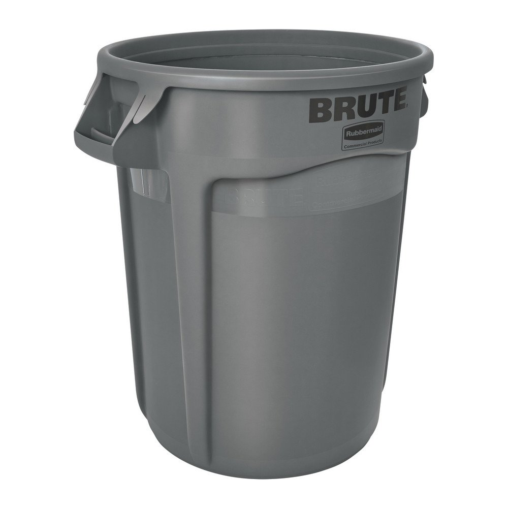 Rubbermaid Brute 121 liter grijs
