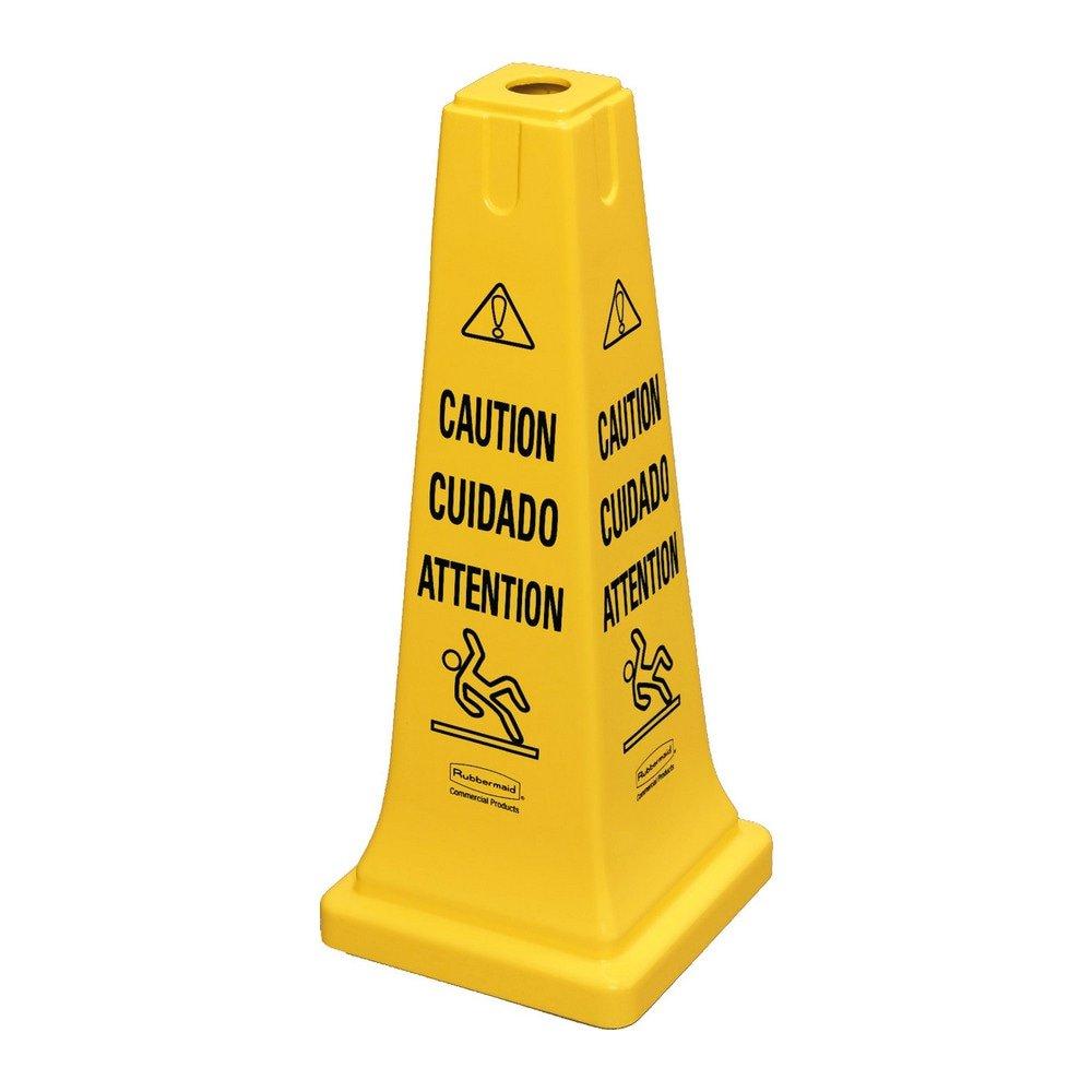 Rubbermaid waarschuwingskegel 651cm symb