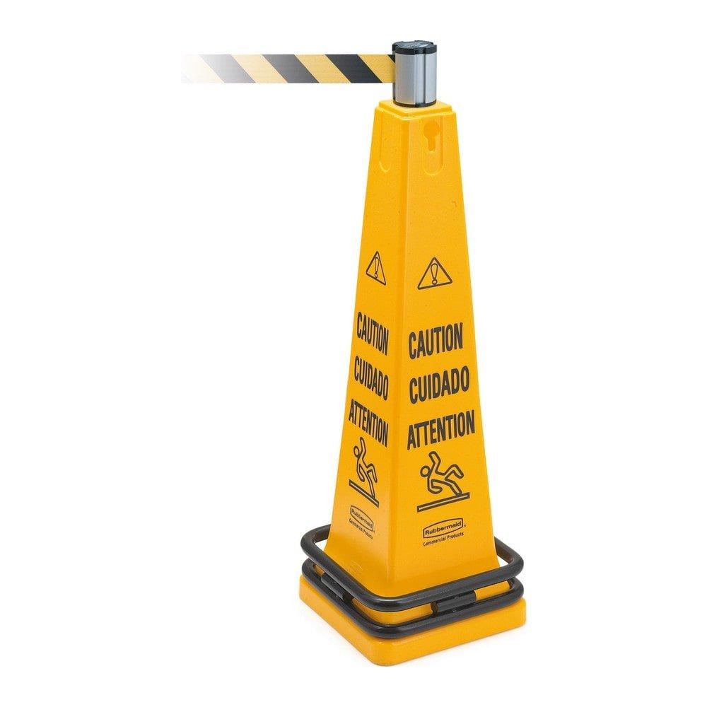 Rubbermaid waarschuwings barricadekegel