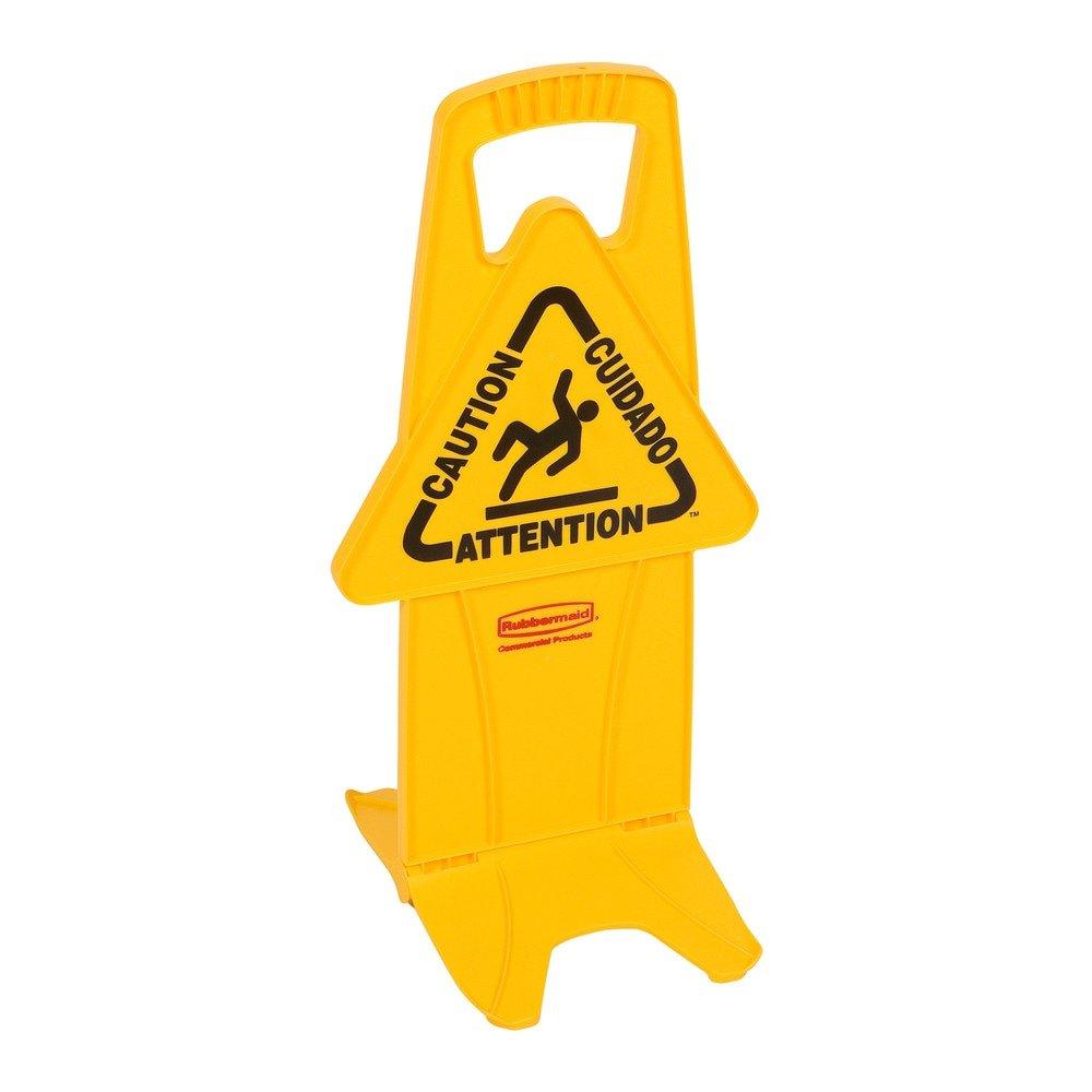 Rubbermaid waarschuwingsbord coution wet floor