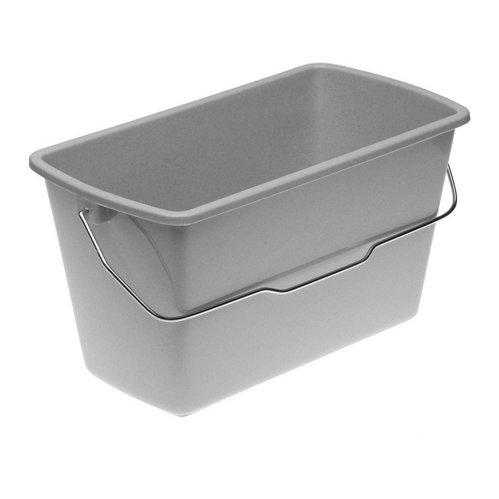Rechthoekige emmer 14 liter