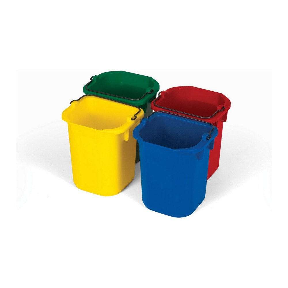 Rubbermaid emmer 5ltr geel