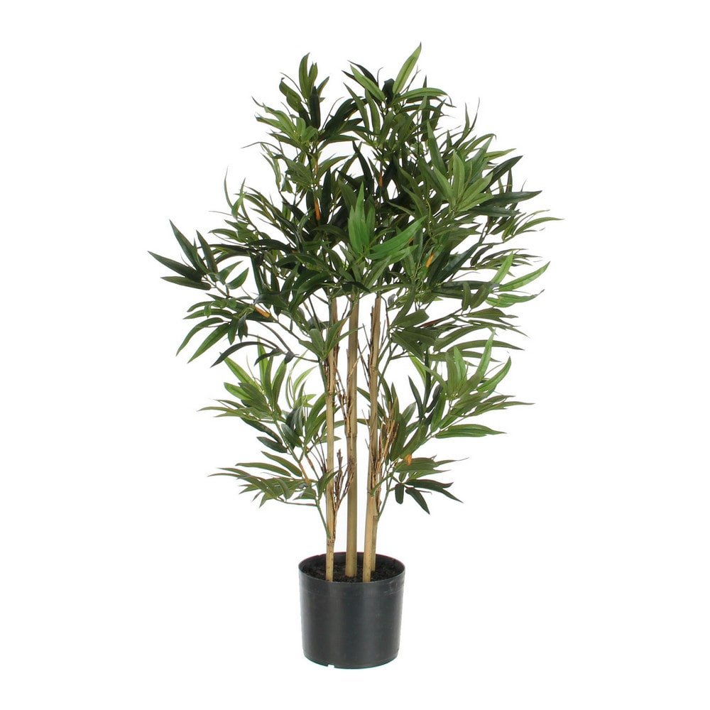 Sier Bamboe 150cm (exclusief pot)