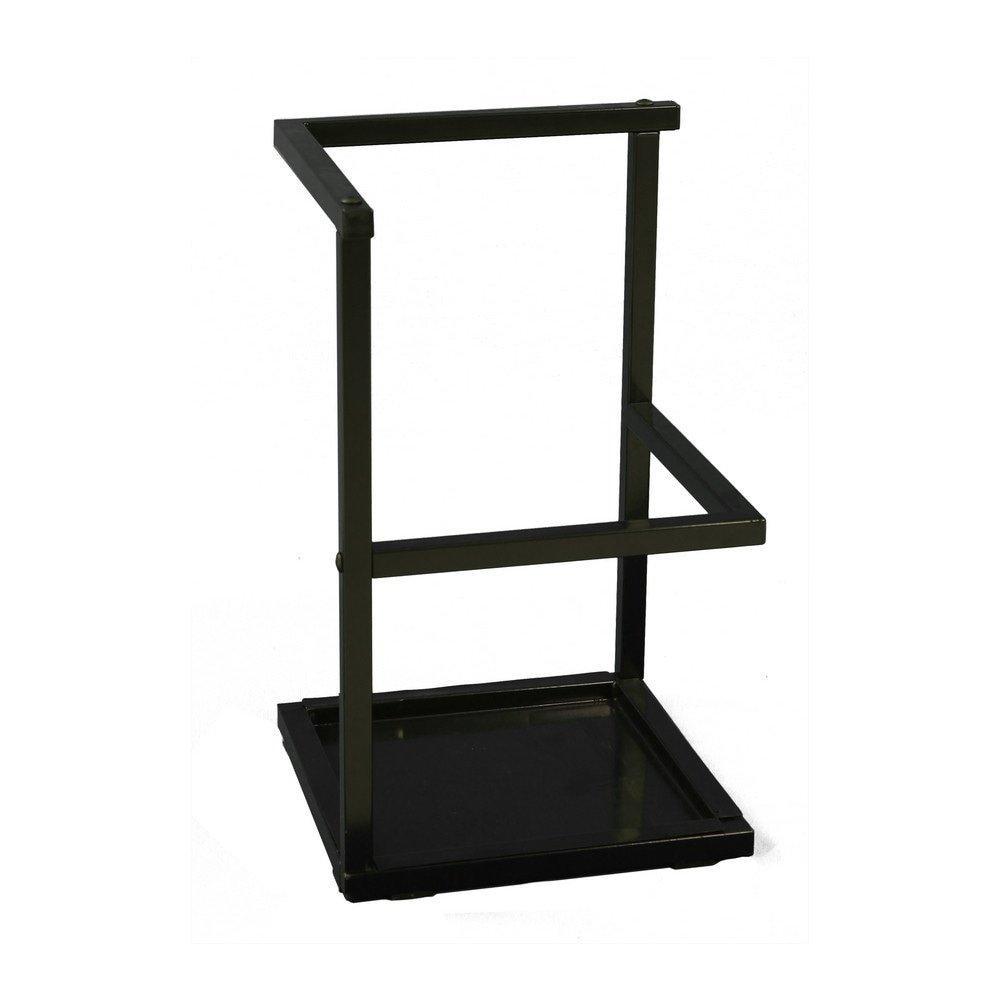 Linear Paraplustandaard zwart