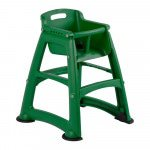 Rubbermaid kinderstoel Sturdy chair groen